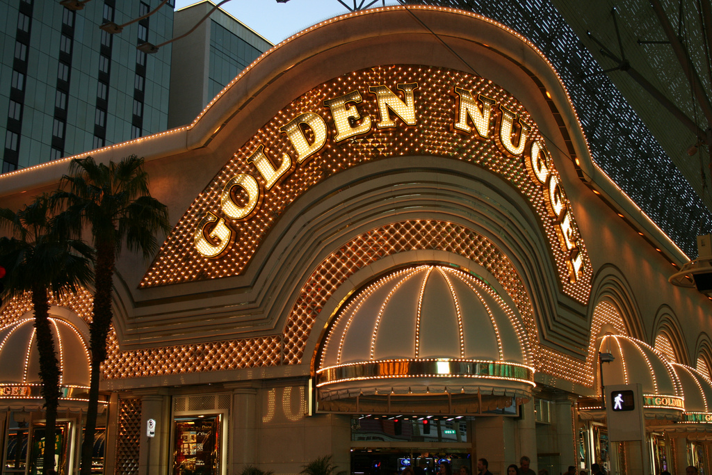 Casino hotels in Las Vegas