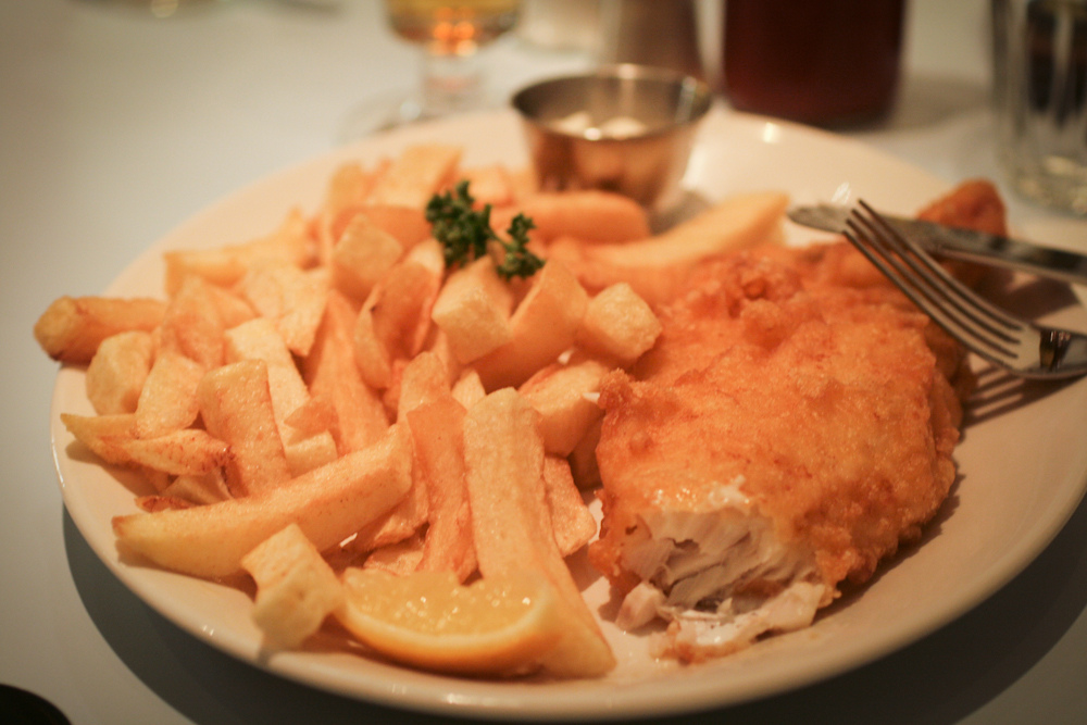 Poppie's Fish and Chips, London