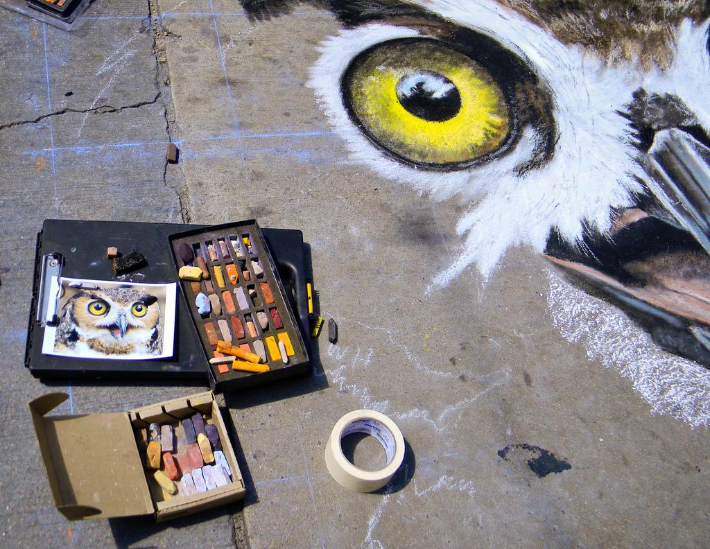 Denver Chalk Art Festivals