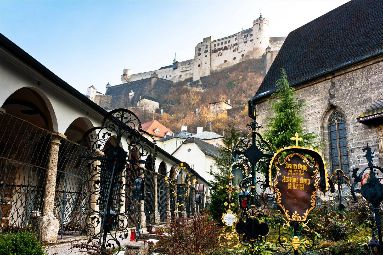 Sound of Music locations Salzburg