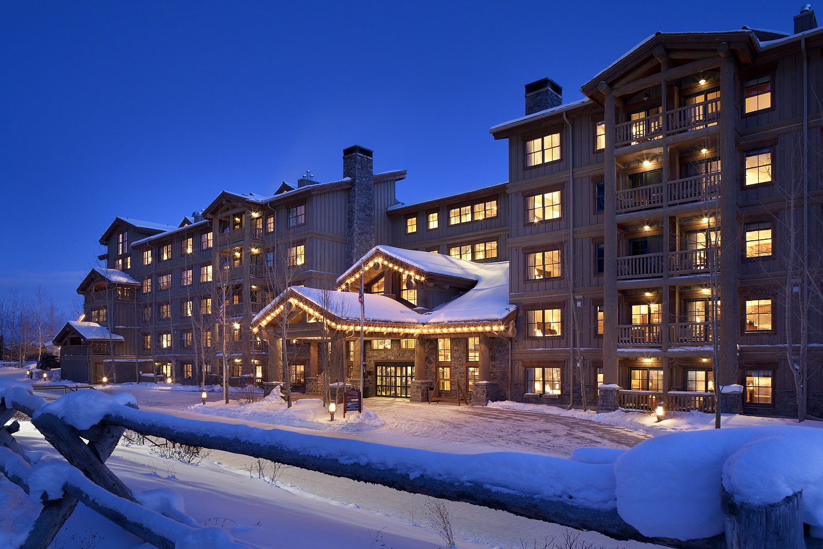 Teton Resort & Spa