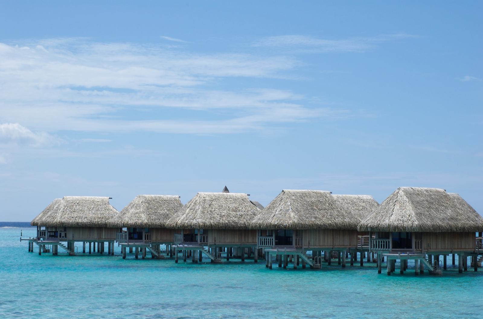 Moorea Island French Polynesia