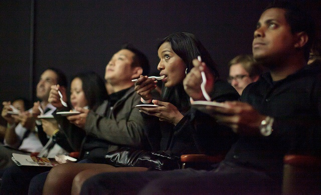 Chow down at the Food Film Fest