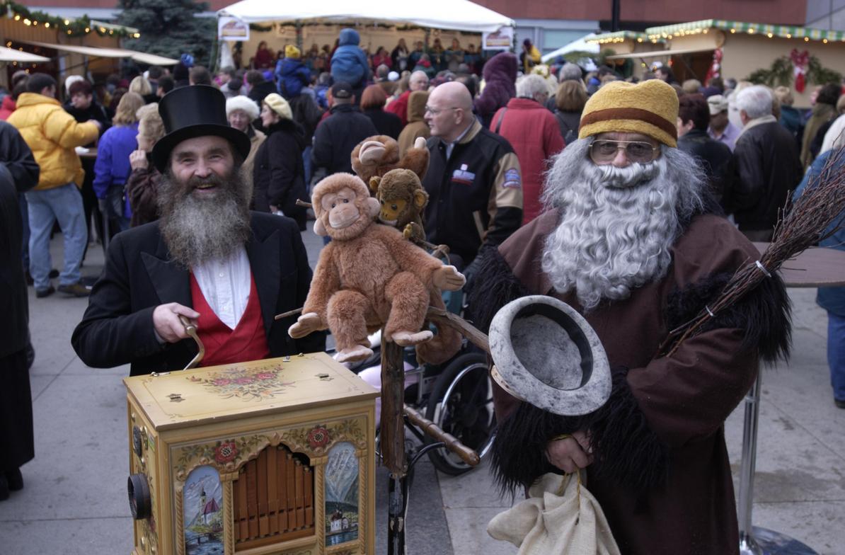 Kitchener's Christkindl Market
