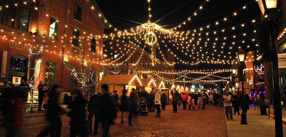 Toronto's Christmas Market