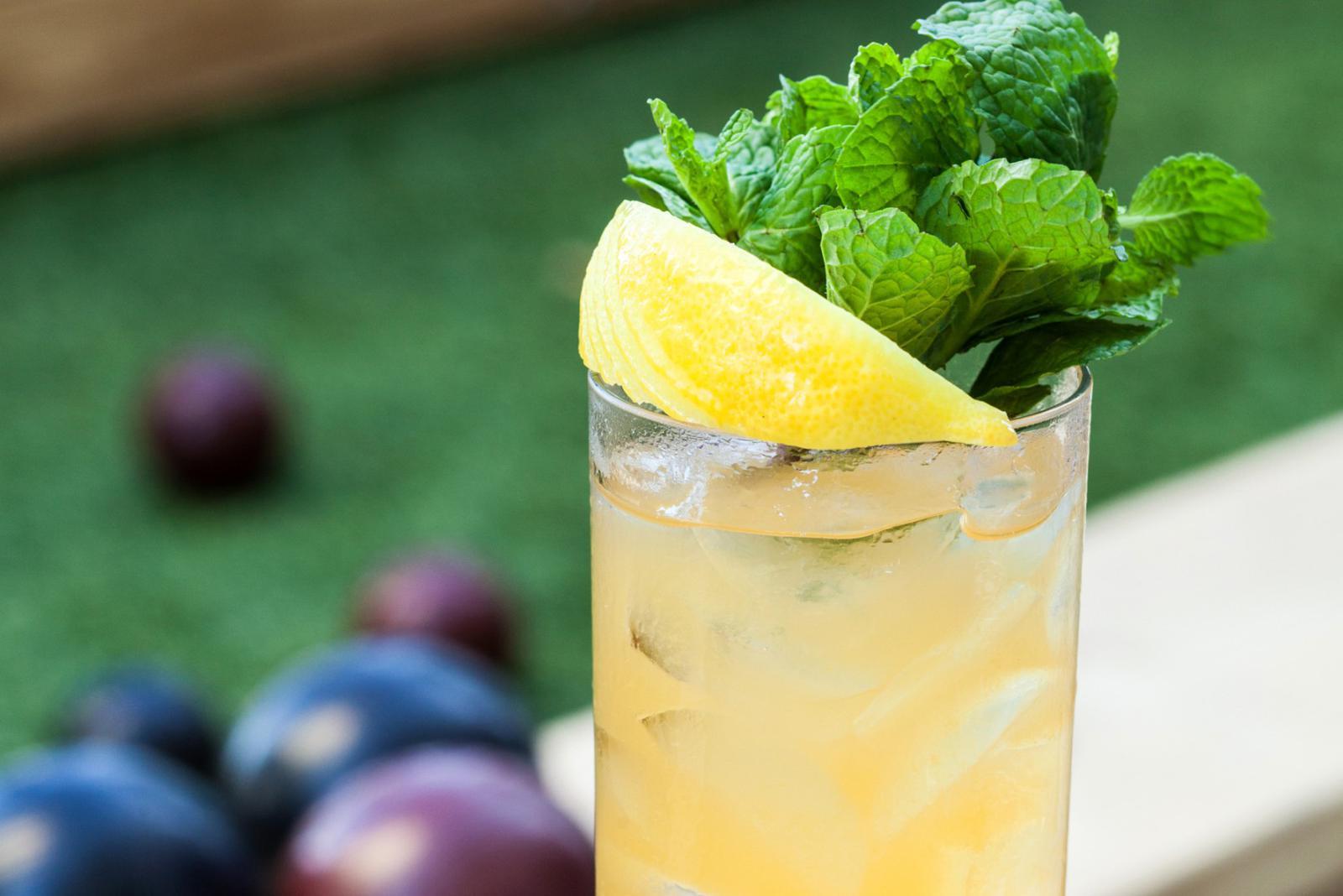 The Bocce Ball Cocktail Bocce Bar Miami