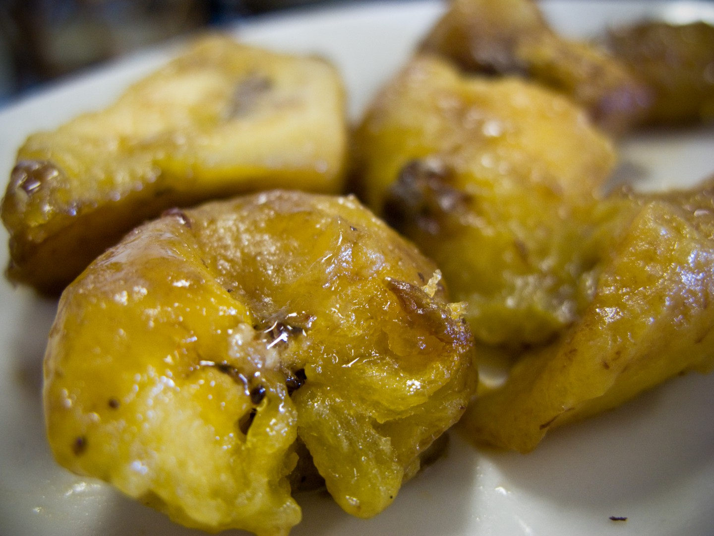 Miami Cuban Food PLantains