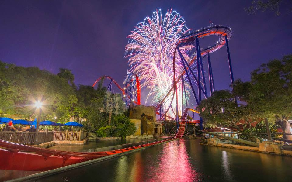 Busch Gardens Tampa New Year's Eve Celebration
