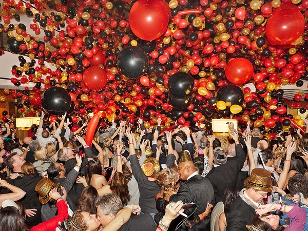 NYE bash @ The Hyatt St Louis New Years Eve