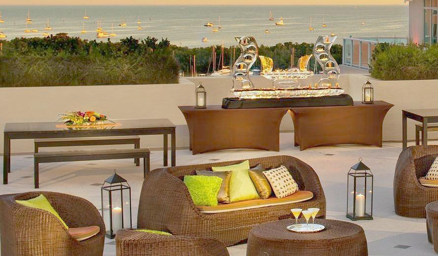 Panorama Sky Lounge Miami Bars