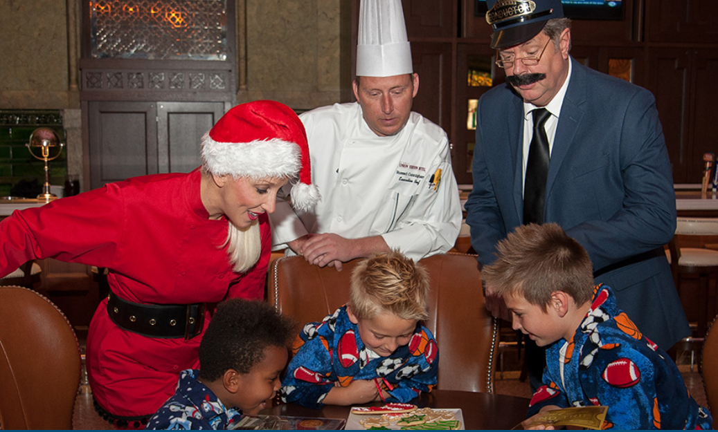 Polar Express St Louis New Years Eve Party