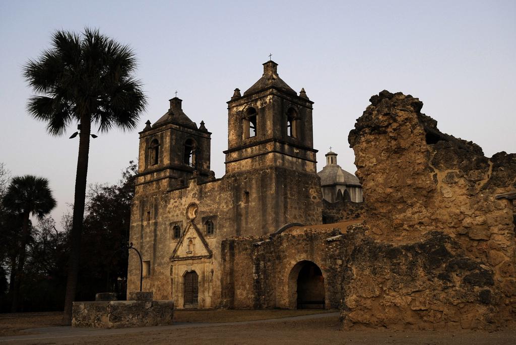 San Antonio Texas Missions