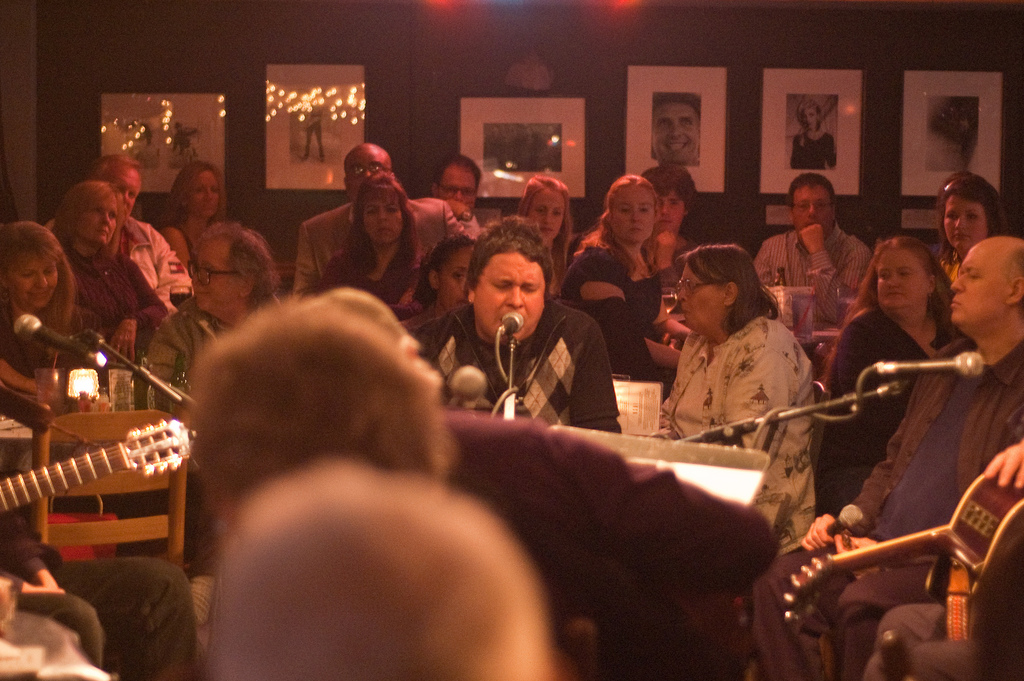 Bluebird Cafe Nashville TV show
