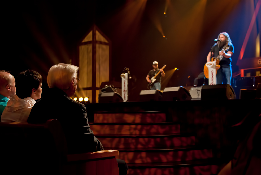 Grand Ole Opry Nashville filming locations