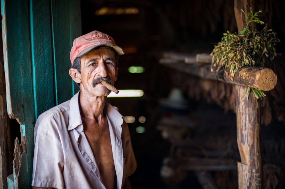 Cuba cigars in Havana