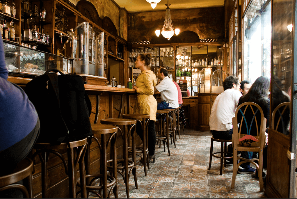 Confiteria Bar Barcelona