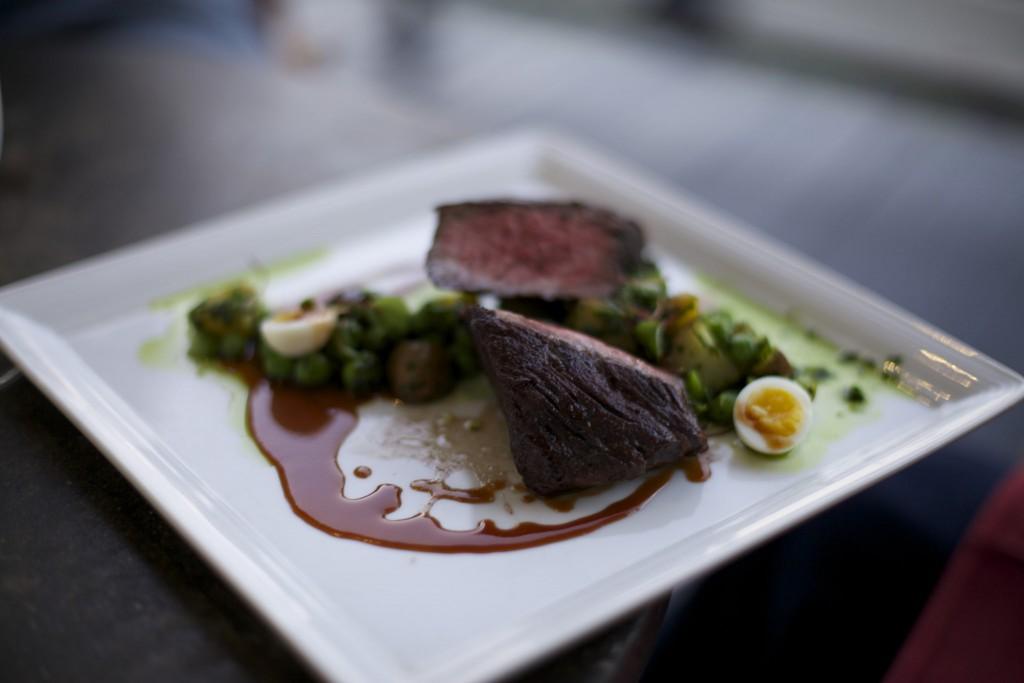Hotel Cuisine Sausalito California