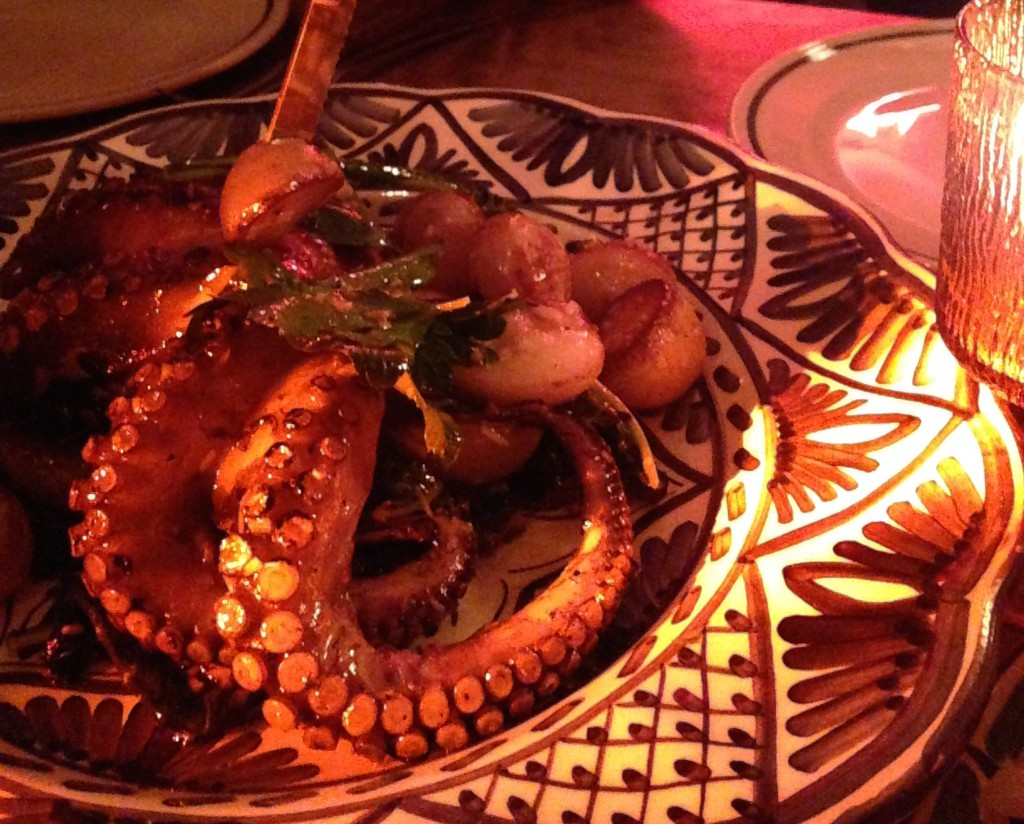 Time for Dinner at Bar Isabel