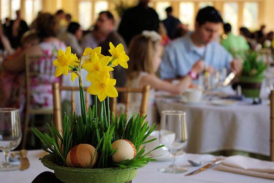 Proximity Hotel Best Easter Brunch
