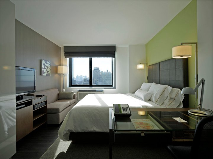 Sustainable Element Hotel Times Square