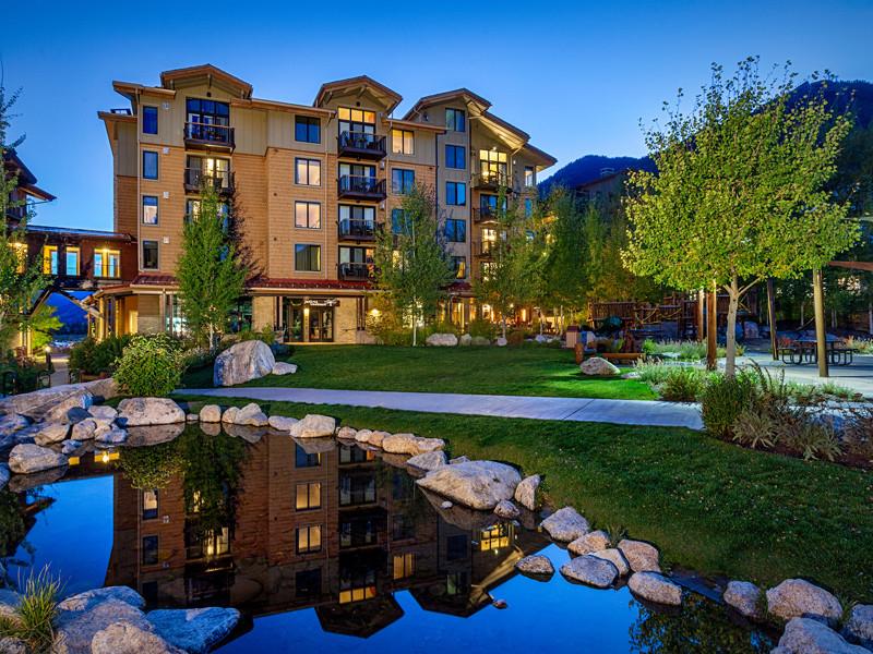 Hotel Terra Jackson Hole Wyoming
