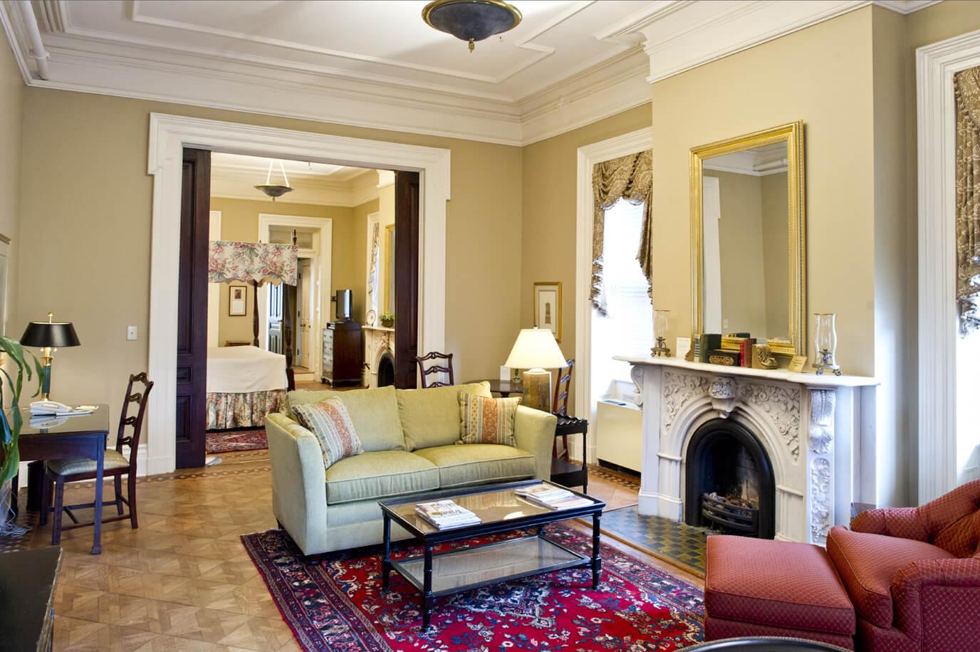 Historic Charleston Inns