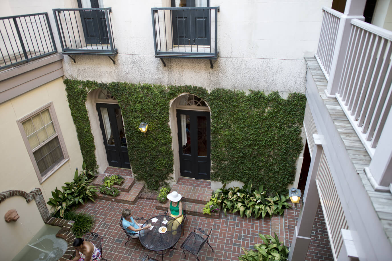 Bed and Breakfast Charleston