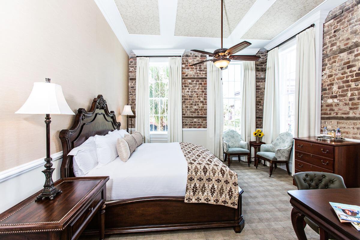 Modern hotels Charleston