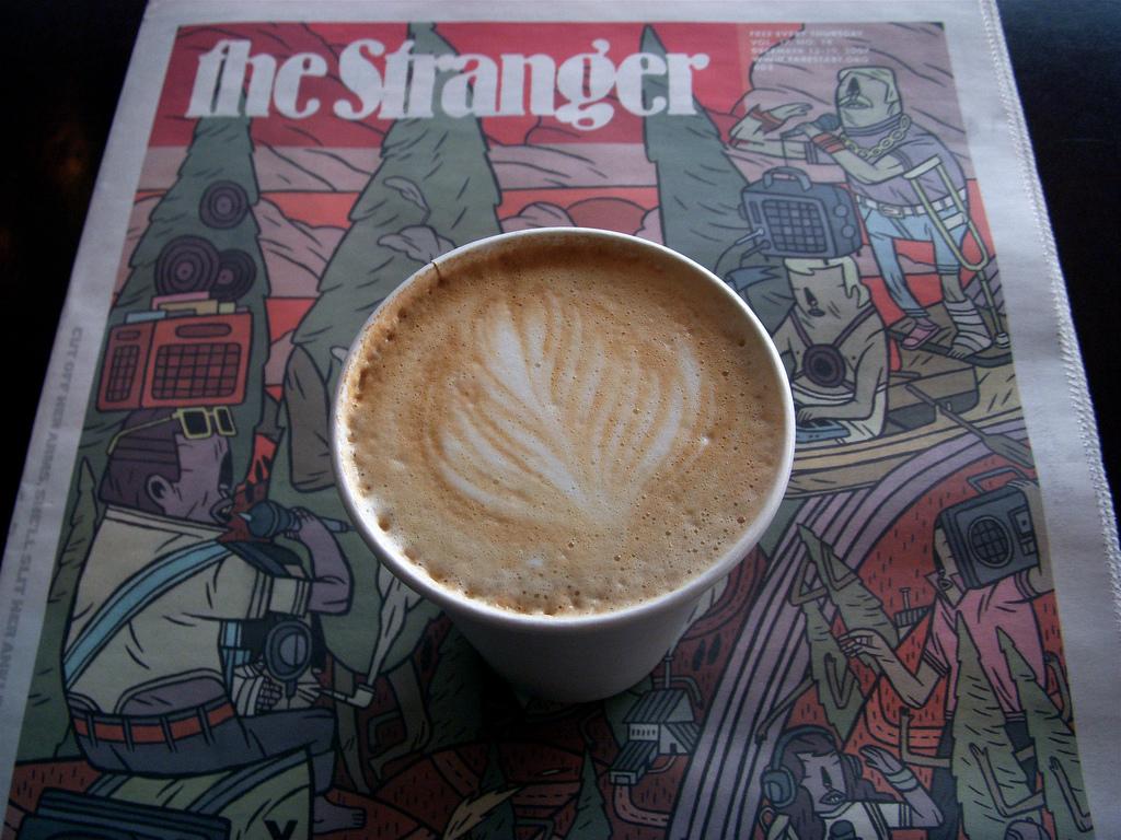Zeitgeist Coffee Cappuccino