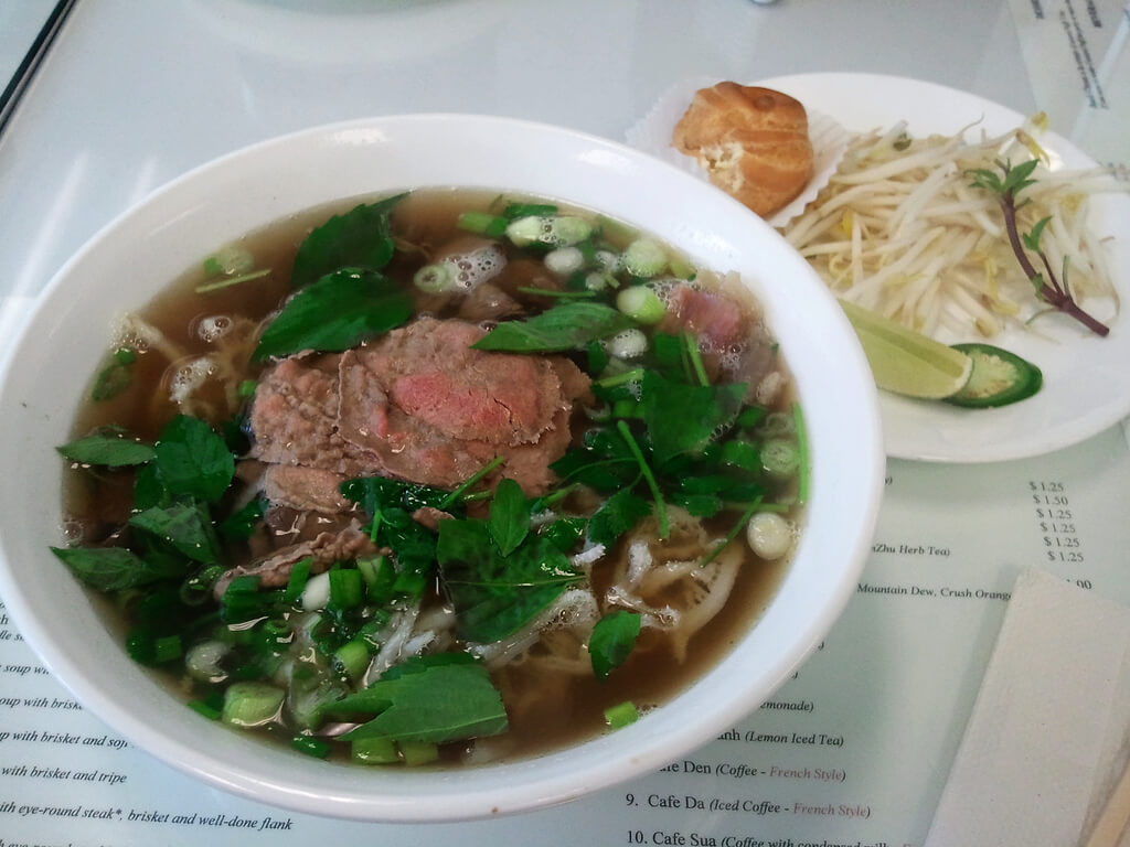 Best Pho in Seattle