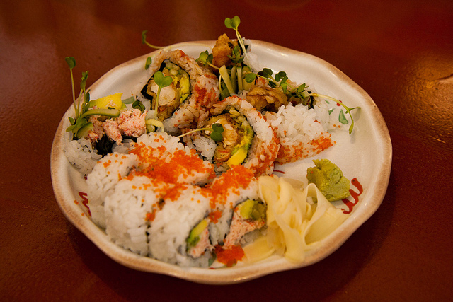 Maneki Sushi Seattle