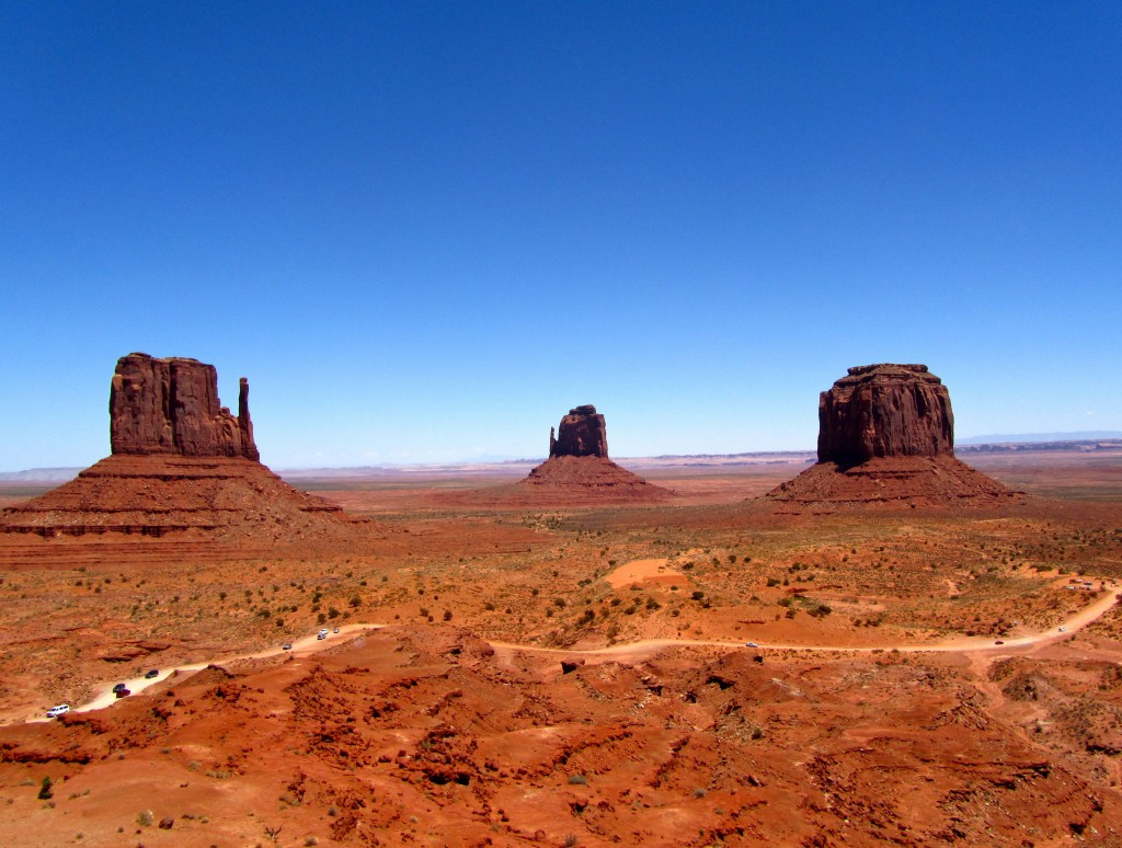 Made Hot Monument Valley