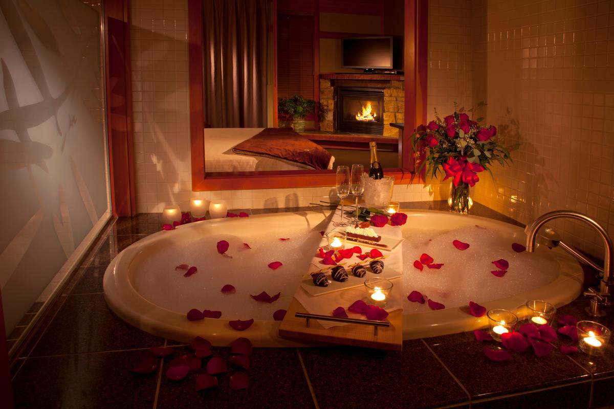 romantic bathtub pics - HD1200×800
