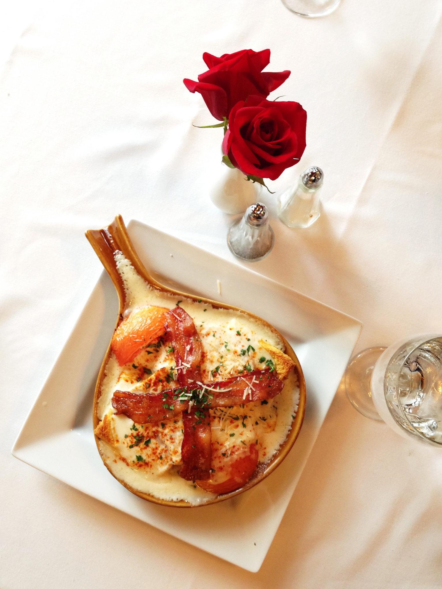 A Hot Brown from the Brown Hotel, Louisville