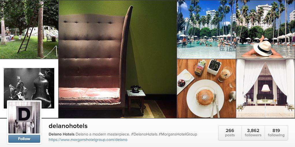 Delano hotels