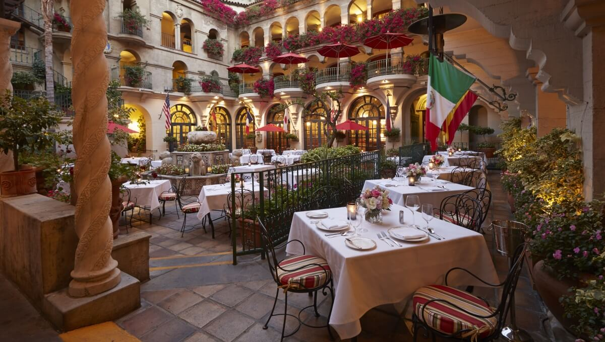 Historic American Hotels Mission Inn Riverside California