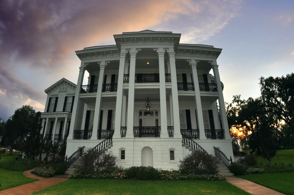 Historic Nottaway Plantation Hotel Louisiana