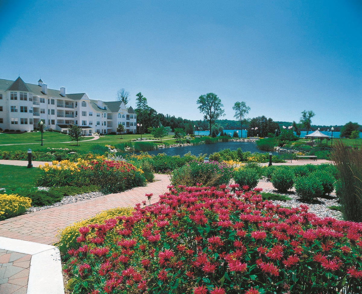 Osthoff Lakeside Resort