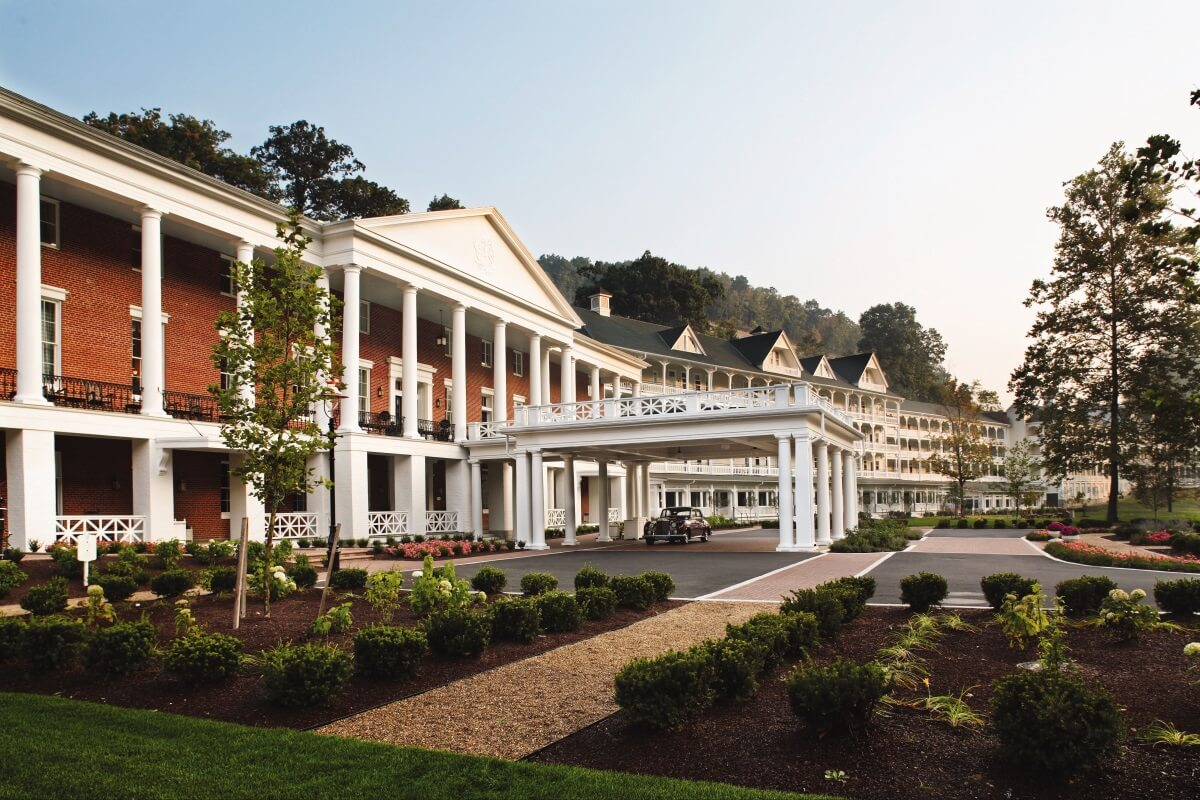 Historis Bedford Springs Resort Pennsylvania
