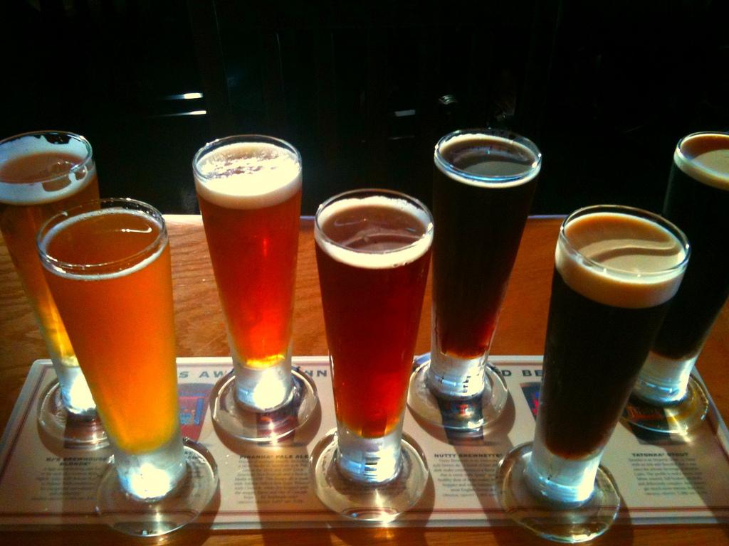 Portland Beer Tasting