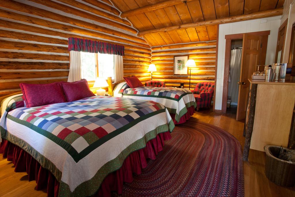 Jenny Lake Lodge Wyoming
