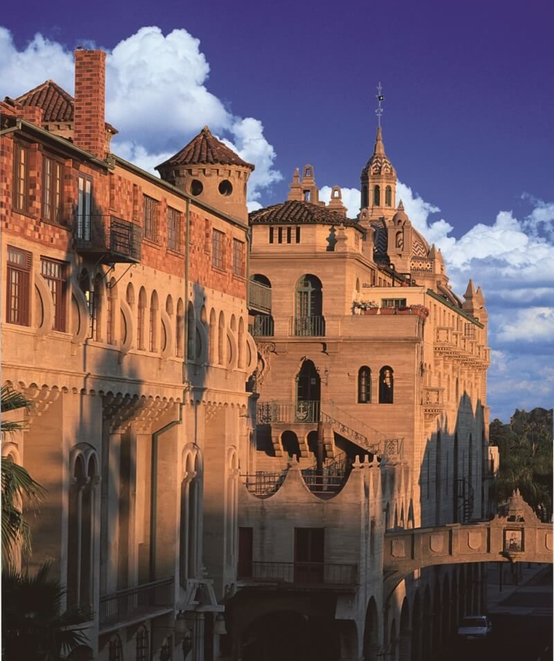 Historic Hotels Mission Inn Riverside California