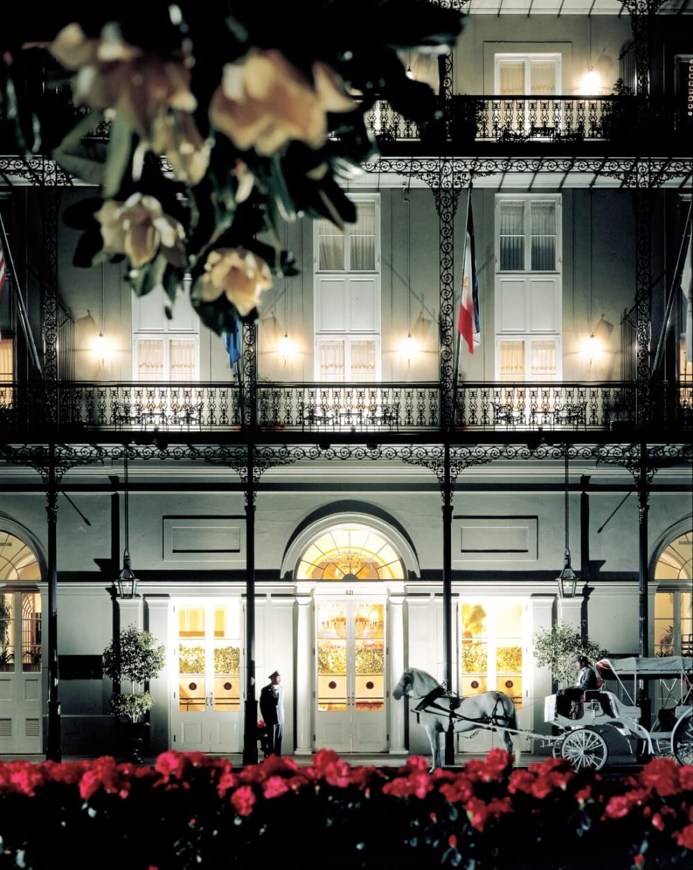 Historic New Orleans hotels Royale