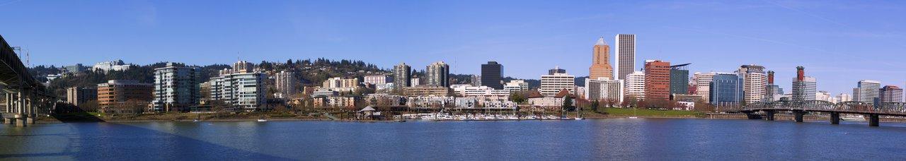 Portland Panorama