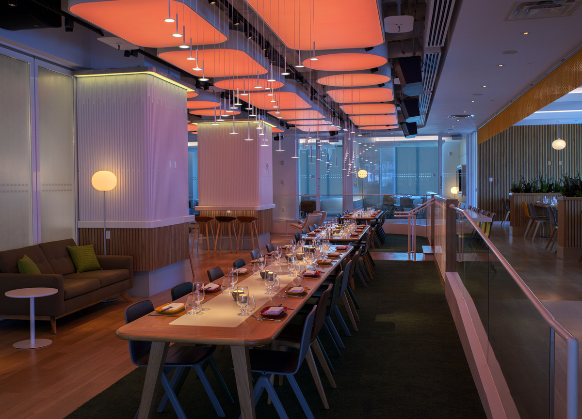 Yotel New York City Restaurant