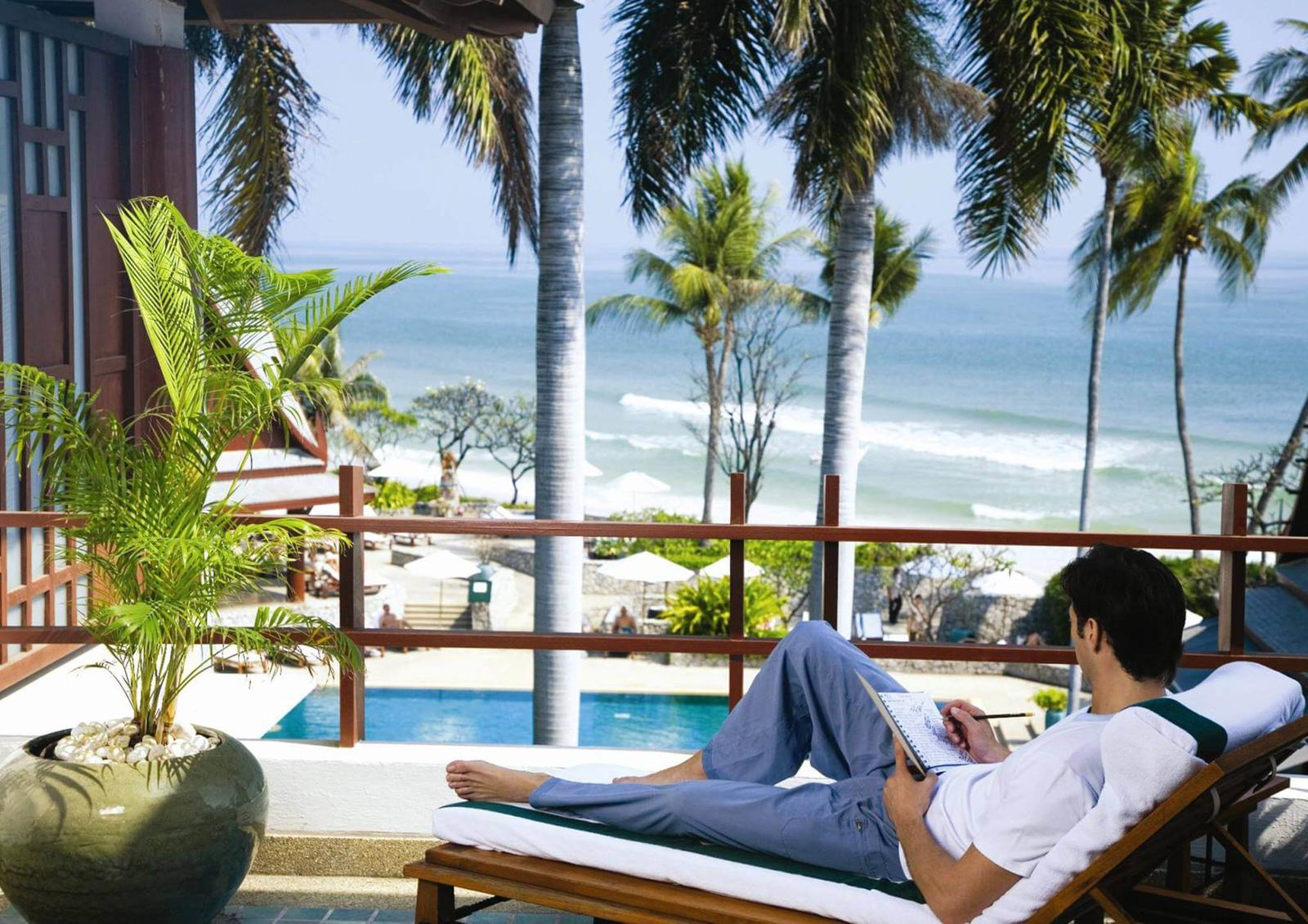 Fitness resort Thailand