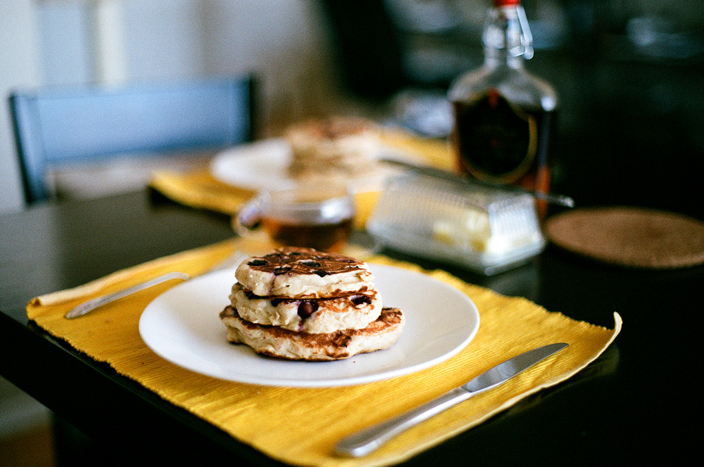 Pancakes by Laura D'Alessandro CC BY