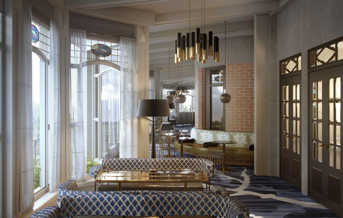 Luxury hotel Quebec city