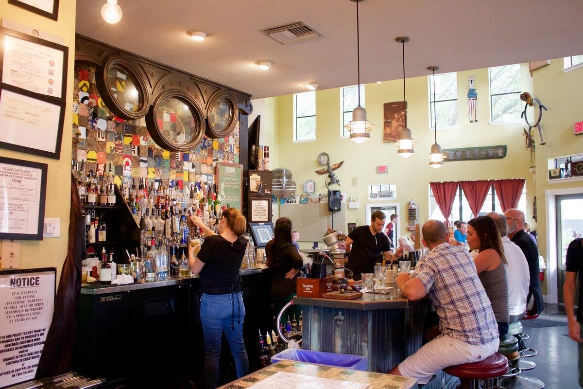 Healthy Restaurants Ella's Tampa Bay