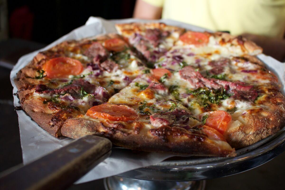 Healthy Restaurants Ellas Tampa Bay Pizza